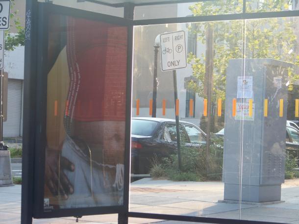 14th Street bus stop