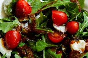 DIY Salad Dressing Over on HardshipHomemaker