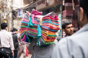Old Delhi Wedding Market